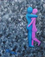 Couple Kissing V