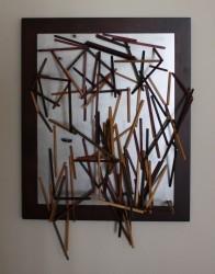 Magnetic Wood
