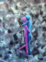 Couple Kissing II
